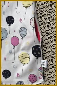 balonowa sukienka