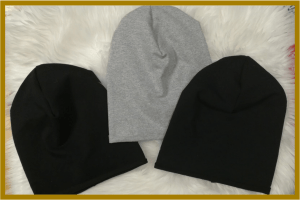 jesienne czapki-smerfetki