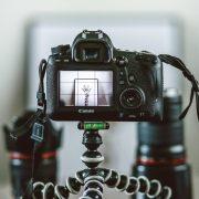 sprzęt do nagrywania video