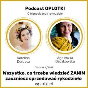 podcast oplotki jak sprzedawac rekodzielo