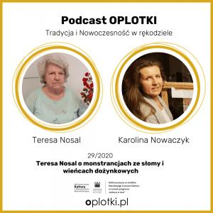 Wywiad z Panią Teresą Nosal z Czerwonaka