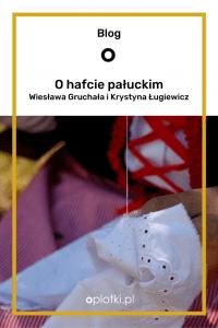 haftowanie haftem pałuckim