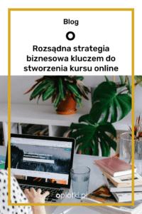 strategia biznesowa rękodzielnika
