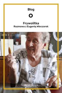 Eugenia Wieczorek frywolitka