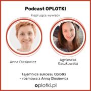 podcast okładka Ania Olesiewicz pl