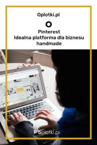 pinterest dla biznesu handmade