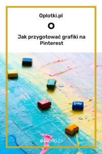 jakie wymiary grafiki na Pinterest