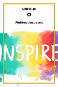 pinterest INSPIRACJE