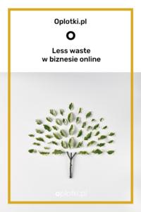 życie less waste