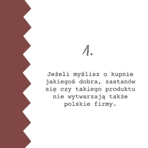 projekt polską ręką